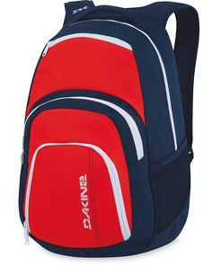 #dakine CAMPUS #backpack in RED OCTANE at PSEUDIO  #backtoschool #bookbags