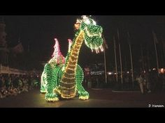 The Main Street Electrical Parade at Walt Disney World's Magic Kingdom! (in HD) - YouTube