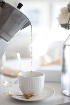 Il caffè é servito!