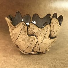 Medium Oak Leaf Bowl 19