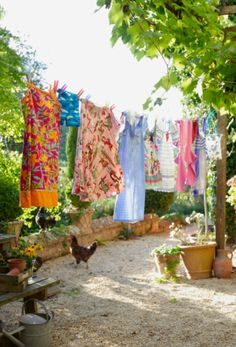 Clothes line <3