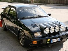 1986 #Ford Sierra Cosworth for sale - € 13.000
