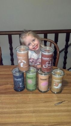 This girl loves Diamond Candles too!!