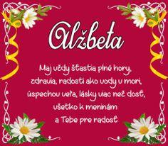 19.11 Alžbeta November, November Born
