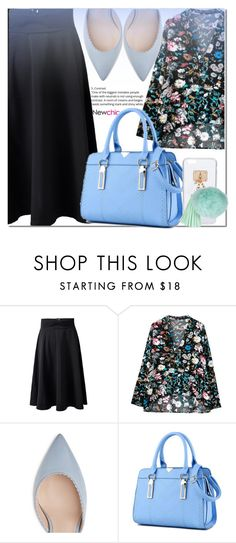 """""""NewChic"""" by cherry-bh ❤ liked on Polyvore featuring Ashlyn'd, Online, shop and newchic"""