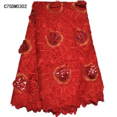 >> Click to Buy << Latest design Swiss voile lace fabric best selling,100%cotton nice material African 3Dlace fabric for party dress C75DM03 #Affiliate