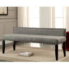 Found it at Wayfair - Angeline Upholstered Bedroom Bench