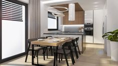 Conference Room, Sweet Home, Praha, House Design, Living Room, Table, Furniture, Home Decor, Ideas