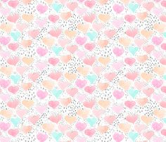 Happy Tears fabric by emilysanford on Spoonflower - custom fabric
