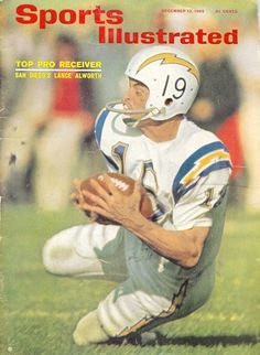 Lance Alworth SI Cover
