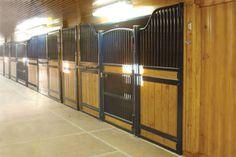 arc door stall front