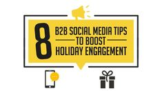 Get more out of your social media campaign during the holidays. Check out the tips and tricks outlined in this infographic.