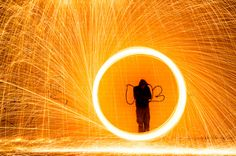 Here's a number of fantastic light painting shots by photographer Simon Berger. The first shot on top with the umbrella is just incredibly stunning, what a unique image. (via 500px http://500px.com/SimonBerger