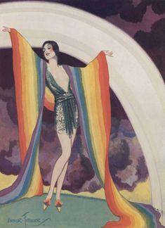 By Arthur Ferrier, 1928.