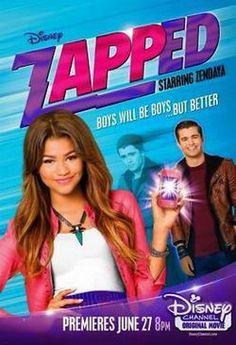 Zapped dvd Disney Channel movie