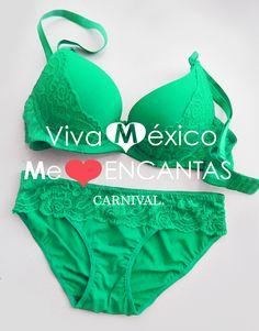 ¡Compra ya! Tu lenceria para las fiestas patrias :) www.carnival-lenceria.com.mx