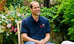 New dad Prince William on 'great form' as he sits down for first interview since becoming a father