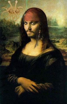 Pastafarian Pirate