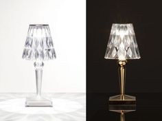 Battery #lampshade by #Kartell