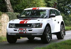 Land Rover y Bowler