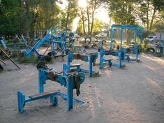 outdoors gym - Google Search