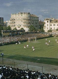 Split, Yugoslavia (1960's) (@hajduk) Split Croatia, Football Photos, National Championship, Homeland, Dolores Park, Cathedrals, Moscow, Fun Stuff, Sports