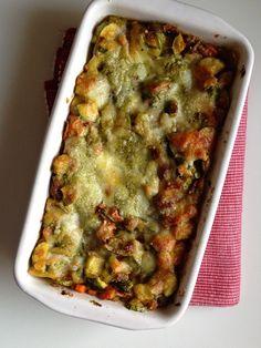 Cook the Look - Lasagne con verdure senza besciamella