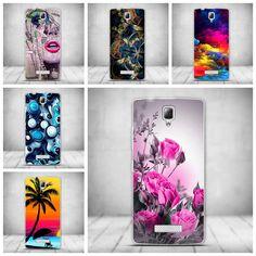 Teléfono móvil tpu case para lenovo a2010 casos cubierta pintada tpu suave de shell de la piel del silicio para lenovo a2010 a 2010 bolsa