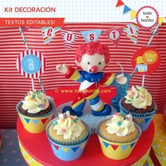 1000 images about fiesta infantil on pinterest fiestas - Decoracion para ninos ...