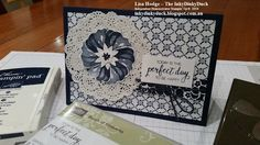 The InkyDinkyDuck - Lisa Hodge Stampin' Up!® Australia: Floral Boutique Blossom Card  http://inkydinkyduck.blogspot.com.au/  http://www.stampinup.net/esuite/home/inkydinkyduck/   #StampinUp #StampinUpAustralia #Australia  #FloralBoutique #DesignerSeriesPaper #BunchOfBlossoms #BlossomBuilderPunch #EasyCardsAndCraft #Class #CameronPark #NSW #StampByMail #Newcastle #LakeMacquarie #Maitland