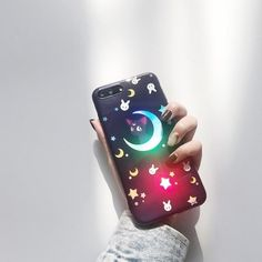 Cases, Covers & Skins For Iphone X 7 Kawaii Luna Cat Sailor Moon Laser Sparkle Case Cover Iphone Phone Cases, Ipod, Stars And Moon, Sailor Moon, Iphone 8 Plus, Cell Phone Accessories, Kawaii, Sparkle, Fancy