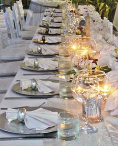 Candle lit wedding dinner proves to be a winner at Nautilus Resort