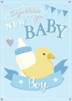 Clare Wilson - CW Baby Boy Duck