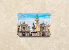 Italy Epoxy Fridge Magnet - Turin Series. Manufacturer Besgen Inc. #backhome #fridgemagnets #magnets #traveldiaries #lovelylife #gifts #giftshop #photoholder #magnet #giftingideas #giftingsolutions #quirkygoods #turin #italy