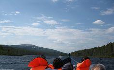 Lemmenjoki (11) | Saariselkä, www.saariselka.com, #riverboat #jokivene #huovutus #huopapirtti #veneretki #ravadas #ravadasfalls #lemmenjoki #kaijapaltto #heikkipaltto #saariselkä #saariselka #saariselankeskusvaraamo #saariselkabooking #astueramaahan #stepintothewilderness #lapland