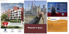Wegwijs gent informatiegids2014 by Jan Duchau via slideshare