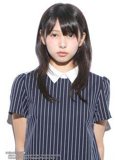 桜井日奈子(18)・・吸い込まれるような魅力的な瞳が印象的