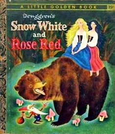 rose red and snow white fairytale