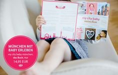my city baby münchen_unser 1. Buch für alle Schwangeren und Kleinkindmamas in München. Unbedingt empfehlenswert und toll gestaltet.
