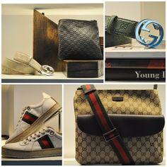 Gucci accessories.