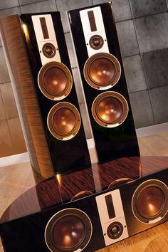 Audiophile Speakers, Monitor Speakers, Bookshelf Speakers, Hifi Audio, Audio Speakers, High End Speakers, High End Audio, Audio System, Speaker System