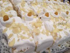 Oroszkrém sütemény Hungarian Desserts, Hungarian Recipes, Vegan Desserts, Dessert Recipes, Bread Dough Recipe, Vegan Meal Prep, Crazy Cakes, Vegan Kitchen, Sweet Tarts