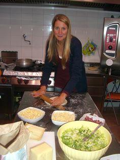 Italian cooking lessons - Ligurian style!  .  #learnitalian #studyitalian #studyinitaly #travelitaly #italianculture #italianlanguage