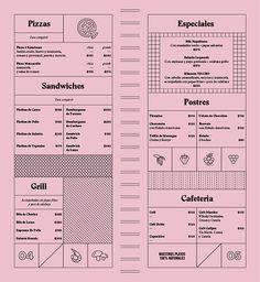 restaurant art Art of the Menu: Viagro Web Design, Graphic Design Layouts, Graphic Design Typography, Graphic Design Illustration, Graphic Design Inspiration, Layout Design, Graphic Design Trends, Restaurant Menu Design, Restaurant Branding