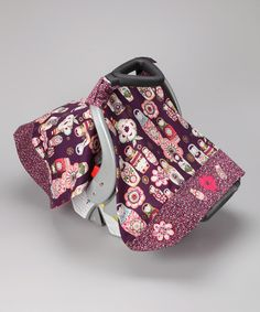 Take a look at this Nadya Car Seat Tent by Bellala Baby on #zulily today!