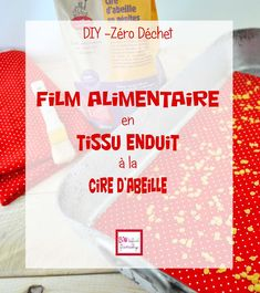 Luxurious Tuto: meals movie made of cloth with beeswax - Léonie et Cie Crafts To Sell, Diy Crafts, Bees Wrap, Diy Bags Purses, Crafts With Pictures, Diy Keychain, Diy Phone Case, Upcycled Crafts, Diy Accessories