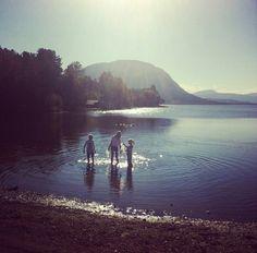 Fosterlågen, Norge