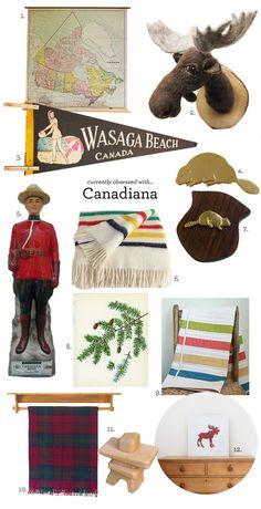 canadiana theme