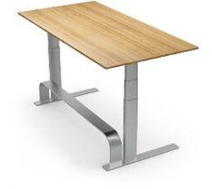 standing desk option