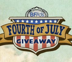 Tomorrow is the 4th of July, and BFAds is celebrating our nation's independence with another giveaway! Starting now, you can get multiple entries in this drawing every day through Monday by commenting on this post, subscribing to our Hot Deals newsletter, or sharing our contest information on Facebook, Twitter, and Google+. We'll draw the winner on Monday night at 5PM CST and announce them here and on social media as the lucky recipient of another 16GB iPad Mini!